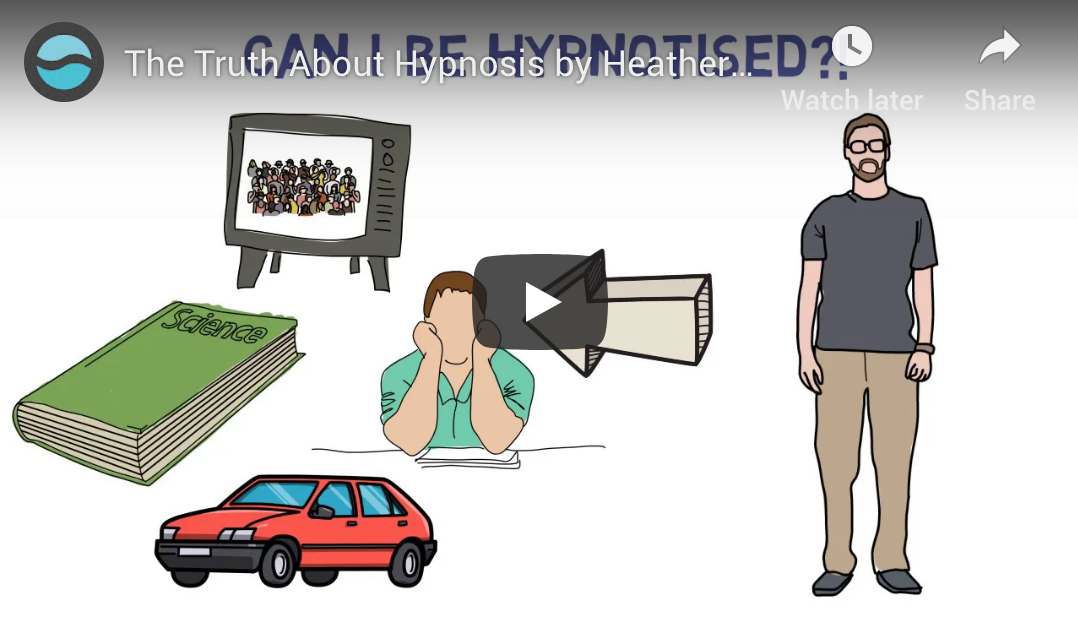 The Truth About Hypnosis by Heather David, C. Hyp., RTT