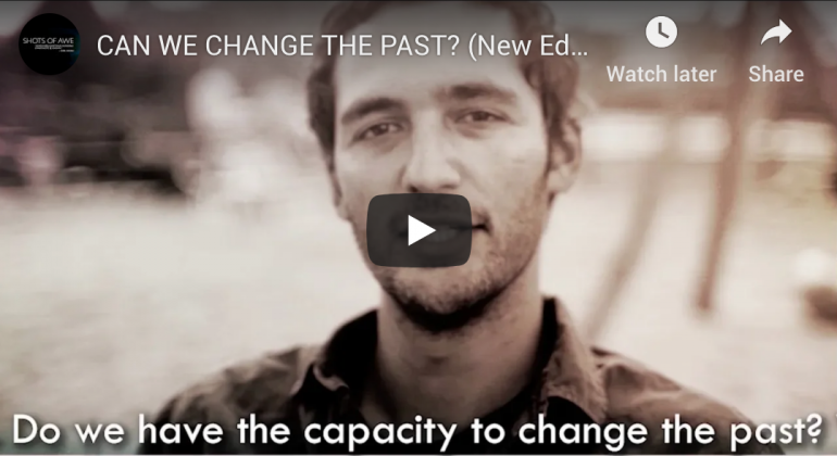 Can We Change the Past?