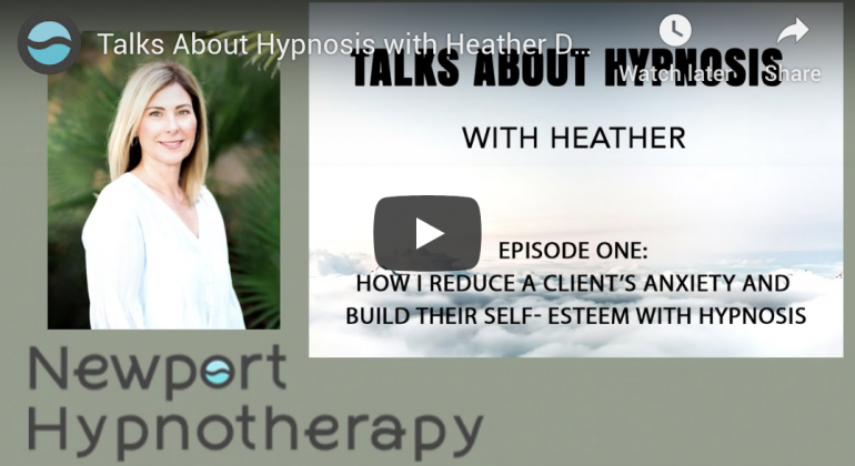 Talks About Hypnosis with Heather David